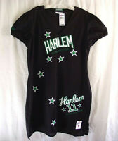 Platinum FUBU HARLEM GLOBETROTTERS Black Dress Womens size XL 1X NEW NWT