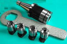 30 INT M12 drawbar Autolock Type Collet Chuck for screwed shank milling cutters