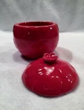 CHERRY BLOSSOM TEALIGHT CANDLE TRINKET TREET HOLDER FOOD SAFE PARTYLITE NEW IN B