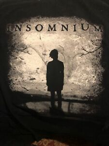 INSOMNIUM S/S XXL: Katatonia, My Dying Bride, In Mourning, Clouds, Opeth
