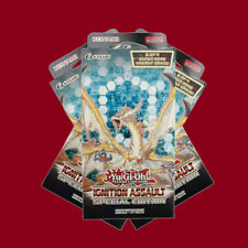 Yu-Gi-Oh! - Ignition Assault Special Edition 3 Boxes Sealed