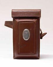 Rolleiflex 6 x 6 Original Leder Bereitschaftstasche Braun Nr.1239