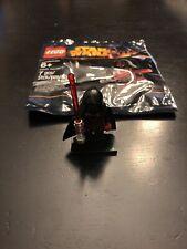 LEGO Star Wars Darth Revan Mini figure Rare With Original Bag