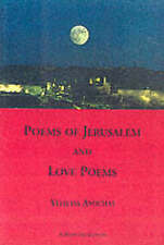 NEW Poems of Jerusalem and Love Poems (Sheep Meadow Poetry) by Yehuda Amichai