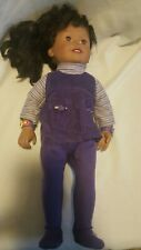 Amazing Ally doll black hair brown eyes replacement parts and pieces Cartledge