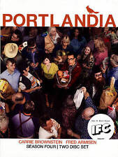 Portlandia Season Four (DVD, 2-Disc Set)