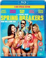 Spring Breakers Blu-ray Region B