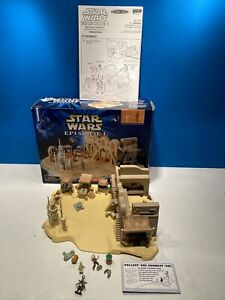 1999 Star Wars Episode 1 Micro Machines Mos Espa Market Missing Pieces For Parts