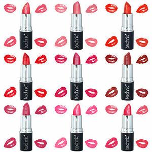 Technic Vitamin E Creamy Lipstick Bare Nude Red Hot Pink