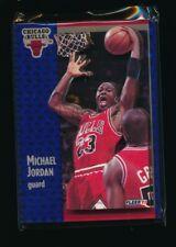 MICHAEL JORDAN 1991-92 Fleer 3D Acrylic Wrapper Redemption Chicago Bulls GOAT