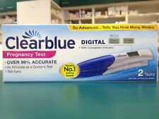 Clearblue Digital Pregnancy Test With Conception Indicator 2 Tests