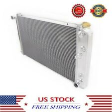 For 72-90 Chevy Chevelle C/K Pickup Truck / Gm 3 Row Aluminum Racing Radiator (Fits: Commercial Chassis)