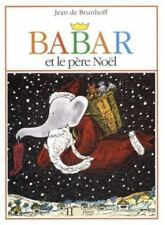 Babar Et Le Pere Noel (Spanish Edition)