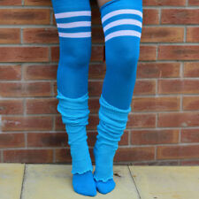 Medias y calcetines de mujer de color principal azul de talla única