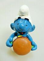 Schlümpfe Figur Burger Schlumpf Peyo Schleich W. Germany