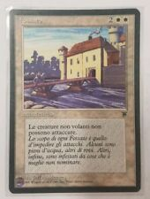 1 X Moat Legends Rare Nm Mtg Magic The Gathering Italian