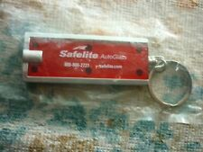 """Safelite Auto Glass"" - Advertising Keychain With Tested & Sharp Operating Light"
