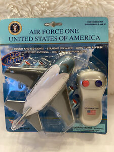 Air Force One Radio Control Airplane For Ages 3&up New In Pkg