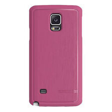 Body Glove Satin Ultra Thin Silicone Rubber Case for Samsung Galaxy Note 4 -Pink
