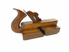 """Rare Handled 3"""" 3/8th Wide Twin Iron Moulder By G. Eastwood York"""