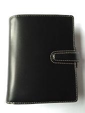 Filofax Pocket Cuban Black