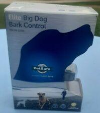 NEW! PetSafe Elite Big Dog Bark Control PBC00-12725 STATIC CORRECTION RFA-188