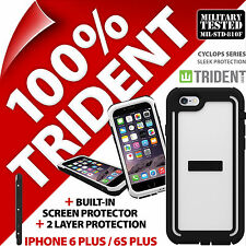 Trident Cyclops White Protective Case Rugged for Apple iPhone 6 Plus / 6S plus