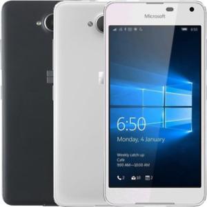 "Microsoft Lumia 650 (2016)- 16GB - Black/White - Unlocked Grade B ""eBay Good"""