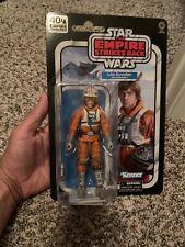 Star Wars Black Series ESB 40th Anniv Luke Skywalker Snow Speeder 6?