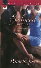 Seduced by the CEO (Harlequin Kimani RomanceThe Morretti Mi)
