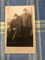 WWI Soldier RPPC Real Photo Postcard Camp Zachary Taylor Louisville KY NICE NR!!