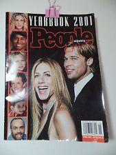 2001 People Magazine Year Book