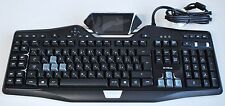 Logitech G19S Gaming Keyboard G19 Gaming Tastatur US / Russisch QWERTY Layout