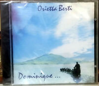 BERTI ORIETTA DOMINIQUE CD SEALED ITALY 2002