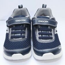 Geox Boys Trainers J Sveth B.C Casual Comfortable Shoes Navy UK 13 EU 32 CH03 03
