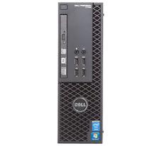 Dell Precision T1700 SFF Desktop I5-4570T 2.9GHz 8GB 500GB Win 10 WiFi