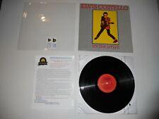 Elvis Costello My Aim is True PROMO 1st '77 ARCHIVE MASTER Ultrasonic CLEAN