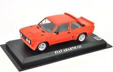 Fiat Abarth 131 1:43 Del Prado - Die Cast Model Car