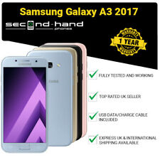 Samsung Galaxy A3 SM-A320F (2017 Model) - 16GB - Unlocked - 1 Year Warranty