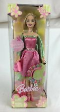 NRFB 2004 Totally Spring Primavera Barbie Doll C4480
