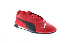 Puma Scuderia Ferrari R-Cat 33993703 Mens Red Lace Up Motorsport Sneakers Shoes