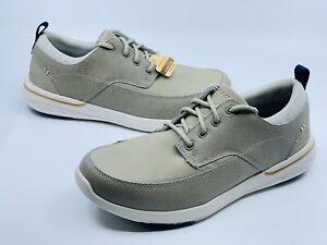 Skechers Men's Streetwear Slip On Sneaker Relaxed Fit Memory Foam Shoe Size 7
