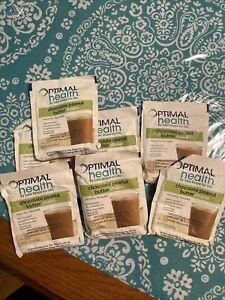 Optavia Medifast Optimal Health Chocolate Peanut Butter 7 Fuelings Expired