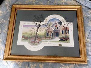 D Morgan Framed Print 1996 No Matter Where I Travel ~ Or Just How Far I Roam ...