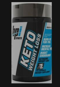 BPI Sports Keto Weight Loss: Powerful Ketogenic Diet Supplement 75 Caps Exp 2023