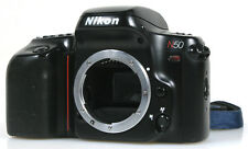 NIKON N50 35MM SLR BODY ONLY FOR PARTS