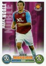 TOPPS 2007/08 - Mark Noble West Ham United 07/08 Scarce CARD