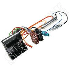 Peugeot 107 207 307 308 407 Radio Adapter DIN Fakra Antenne Phantomeinspeisung