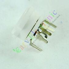 50pc Mini 7pin Pcb Ceramic vacuum tube sockets for 12Ae6 6At6 12Av6 audio amps
