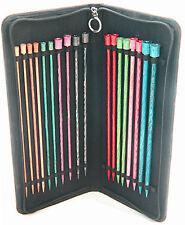 "Knitter's Pride Dreamz 14"" Single Pointed Knitting Needle Set"